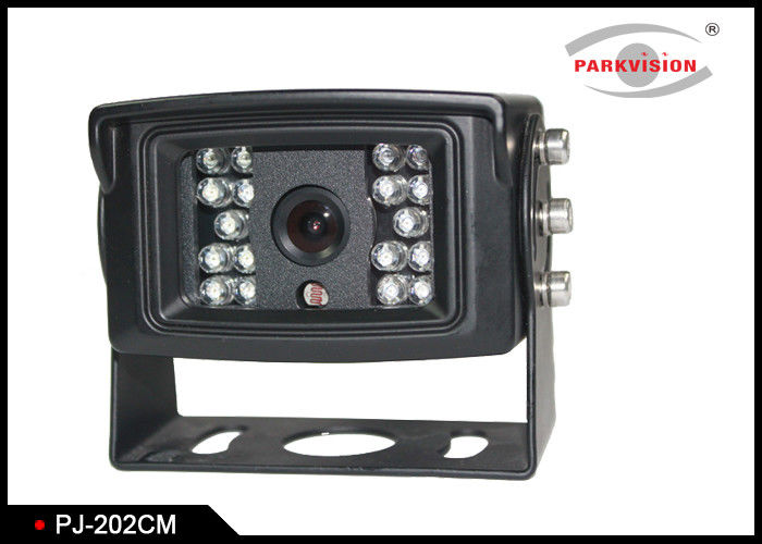 High Definition Bus Rear View Camera With 4 Pin 5 - 20 Meters Extension Cable