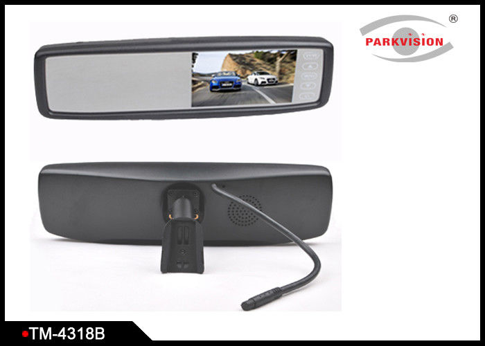 Integrated Bracket Rear View Mirror Camera System , HD Rear View Mirror Camera